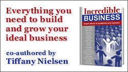 Incredible Business Book